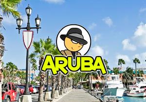 Sneakys World Tour Aruba game