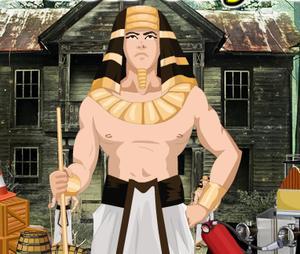 play Pharaoh House Hidden Object
