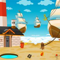 play Caribbean Pirate Girl Rescue