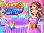 Princess House Hold Chores game