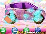 play Cute Car Wash