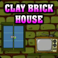 play Clay Brick House Escape