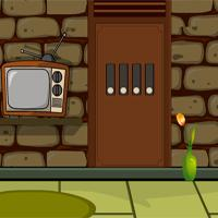 play Clay Brick House Escape