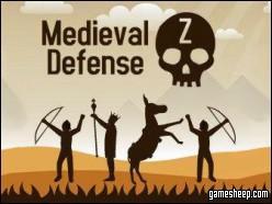 play Medieval Defense Z Game Online Free