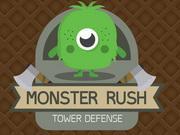 play Monster Rush Tower Defense