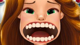 Beauty And The Beast Princess Dentist game