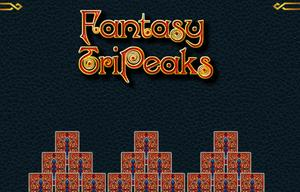 play Fantasy Solitaire Tripeaks - Html5