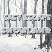 play Easy Escape - Snowland