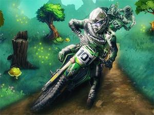 play Motocross Forest Challenge 2