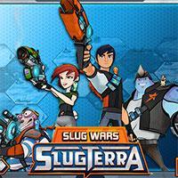 play Slugterra Slug Wars