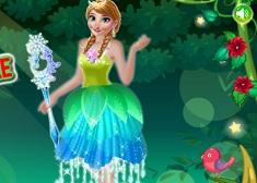 Princess Fairy Style game