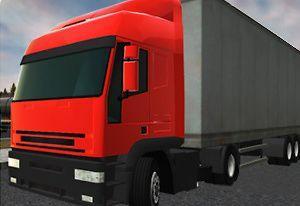 play Semi Driver 3D Trailer Parking