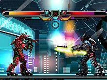 play Battle Robot Samurai Age