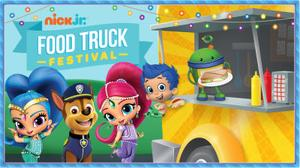 play Nick Jr. Food Truck Festival