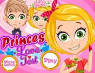 play Princess Love Test