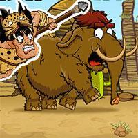 play Caveman Hunt
