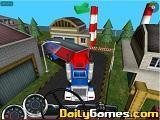 play 18 Wheeler 3D