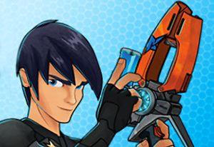 play Slugterra Slug Wars