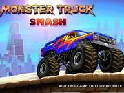 Monster Truck Smash game