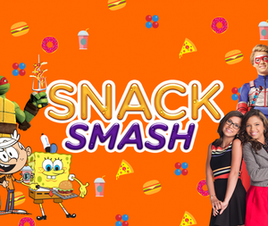 Snack Smash game