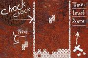Chock Chock Tetris game