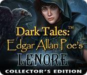 play Dark Tales: Edgar Allan Poe'S Lenore Collector'S Edition