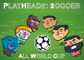 play Playheads Soccer Allworld Cup