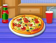 play Cooking Tasty Pizza