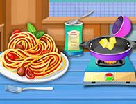 play Cooking Delicious Chicken Pasta