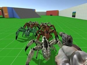 Spiders Arena 2 game