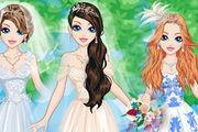 Summer Bride Photoshoot Dressup Girl game