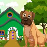 English Mastiff Rescue game