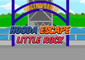 Hooda Escape Little Rock game