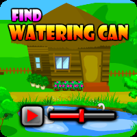 Find Watering Can Walkthrough game