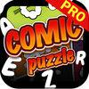 play Connect Word For Comics Cartoon Superheroes Pro