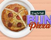 play Easy To Cook Bun Pizza