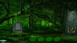 Toxic Fantasy Forest Escape game