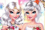 Elsa Floral Summer Girl game