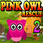 Pink Owl Rescue 2 game