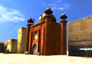 play Arabic Old Town Escape Episode 1