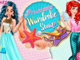 Jasmine And Ariel Wardrobe Swap game