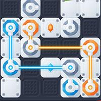 Laser Links Puzzle game