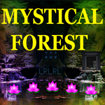 Mystical Forest Cave Escape game