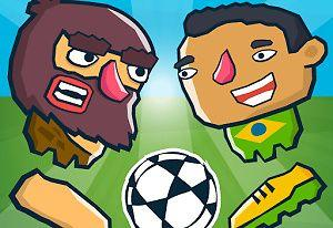 Playheads Soccer: Allworld Cup game