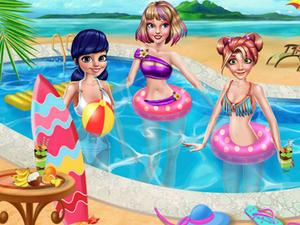 play Princesses Summer Vacation Trend