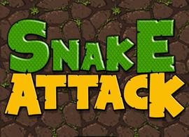 Snake Attack game