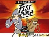 play Regular Show First Punch