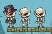 Van Helsing Vs. Skeletons 2 game