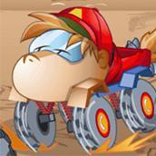 Destruction Truck Derby game
