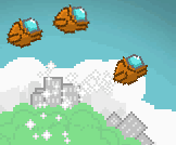 Flappy Space Program game